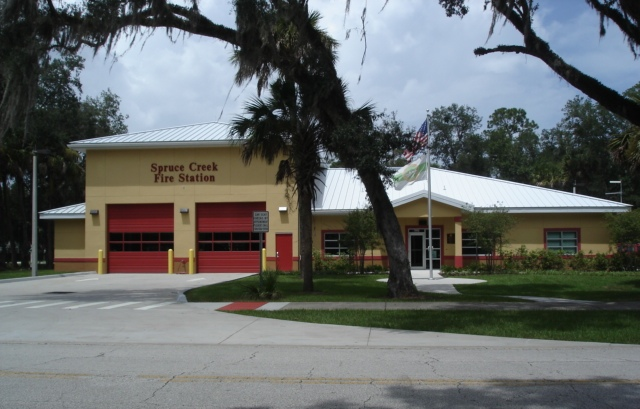 City of Port Orange Fire Station #72