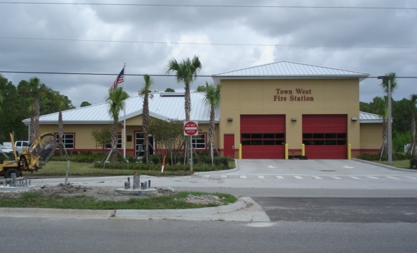 City of Port Orange Fire Station #75